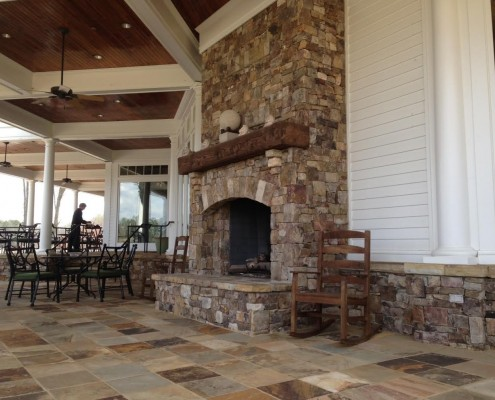 Residential Chimneyoutside fire pits